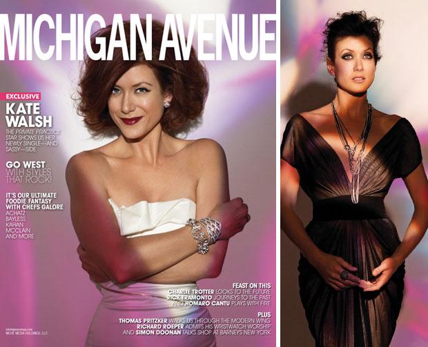 kate walsh michigan avenue magazine