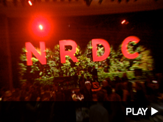 NRDC 20th anniversary party in Beverly Hills