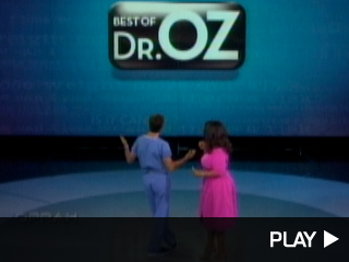 Dr Oz on Oprah