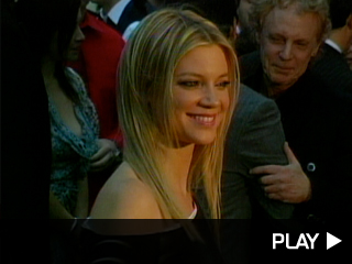 Amy Smart at the