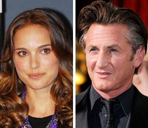 Natalie Portman says Sean Penn's a friend