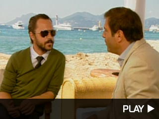 Giovanni Ribisi at Cannes Film Festival