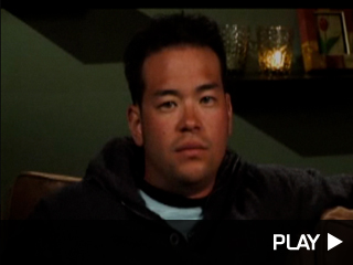 Jon Gosselin chats about life in front of the camera.