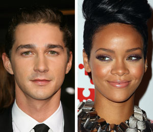 shia labeouf confirms date with rihanna
