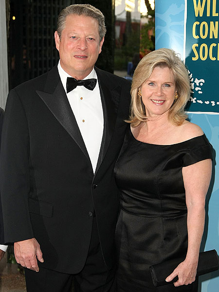al and tipper gore