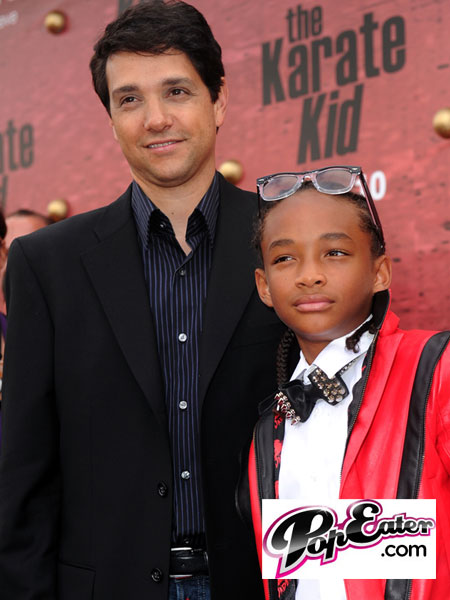 jaden smith and ralph macchio