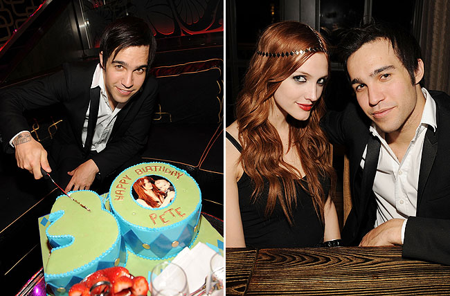 pete wentz celebrates his thirtieth birthday