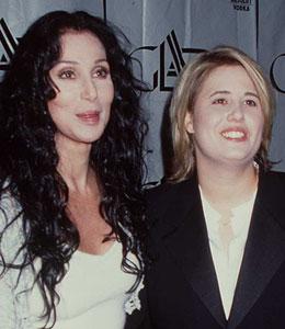 Cher talks about Chaz Bono's transition