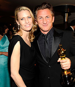 sean penn drops film roles to be with family