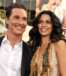matthew mcconaughey and camila alves expecting another baby