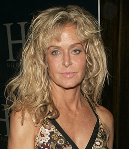 farrah fawcett prepares to say goodbye