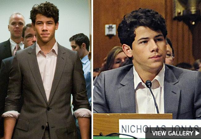 Nick Jonas testifies at Senate hearing