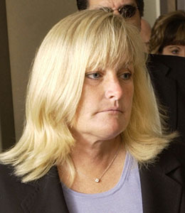 Debbie Rowe is inconsolable