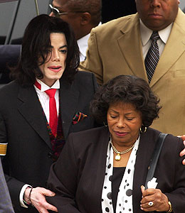 katherine jackson gets custody of michaels kids