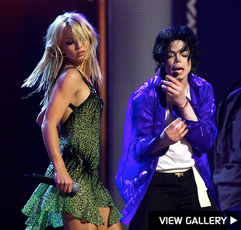 michael jackson and his celebrity friends