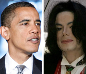 obama praises michael jackson