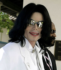 michael jackson wanted to be cloned