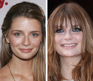 Mischa Barton's puffier face in June