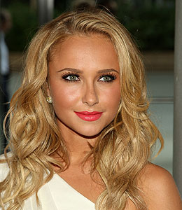 hayden panettiere is comfortable showing skin