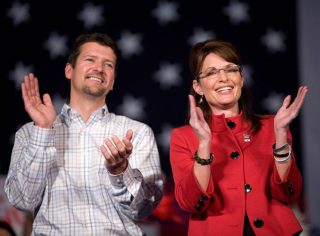sarah palin is staying married
