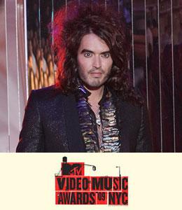 Russell Brand will host the VMAs