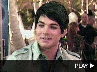 Adam Lambert at American Idols Live