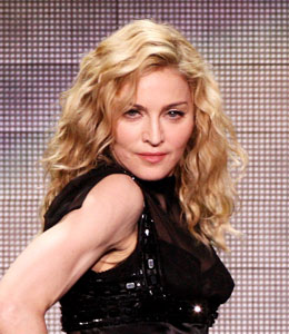 madonna's set collapses in france