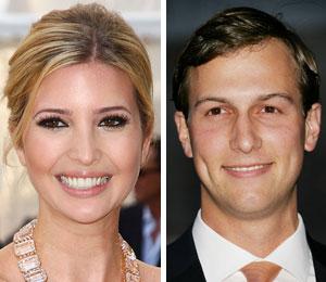 Ivanka Trump and Jared Kushner are engaged