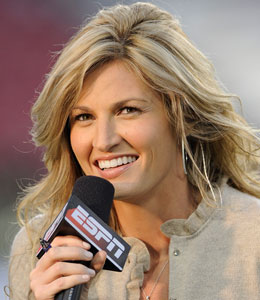 Erin Andrews peeping Tom video filmed by a friend?