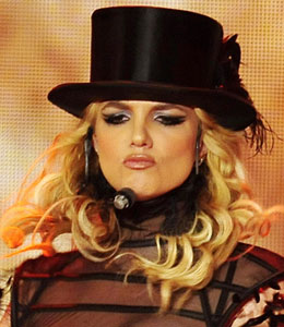 Britney Spears received death threats