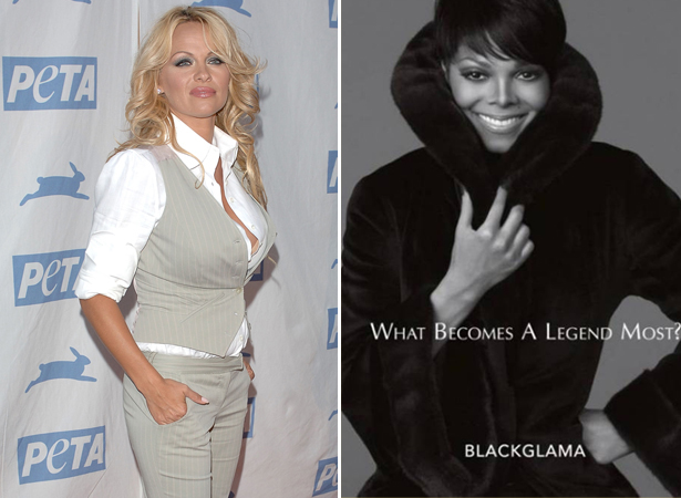 pamela anderson and janet jackson