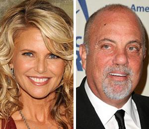Christie Brinkley is counseling Billy Joel
