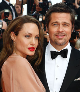 Brad Pitt reveals his favorite place to get busy with longtime love Angelina Jolie