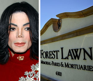 Like the results of Michael Jackson's multiple autopsies, the pop superstar's burial plans have been delayed as well.