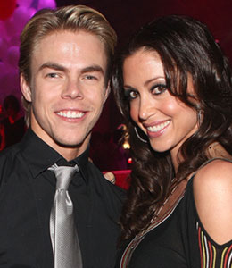 Derek Hough and Shannon Elizabeth have called it quits
