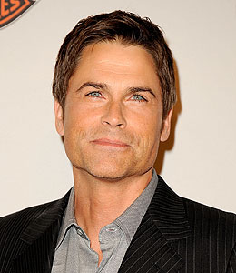 rob lowe's exclusive interview with extra