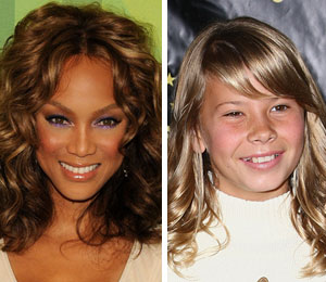 Nominees Tyra Banks, Bindi Irwin and Rachael Ray are among the celebrities set to present awards at the 2009 Daytime Emmys