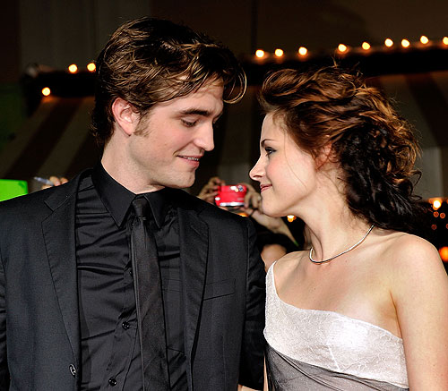 do you think rob pattinson and kristen stewart's romance is for real