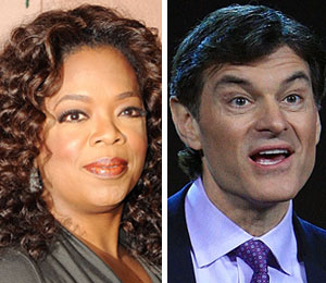 Oprah Winfrey and Dr. Mehmet Oz are fighting back!