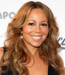 Mariah Carey found time to work on her third signature scent, Forever