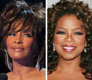 Whitney Houston will sit down with Oprah Winfrey