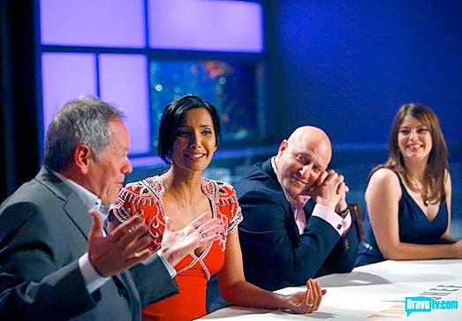 vote on your favorite top chef