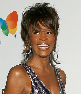 Fans can listen to Whitney Houston's new album online