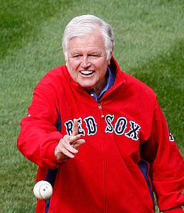 boston red sox honor ted kennedy