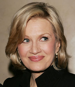 Who should replace Diane Sawyer on Good Morning America?