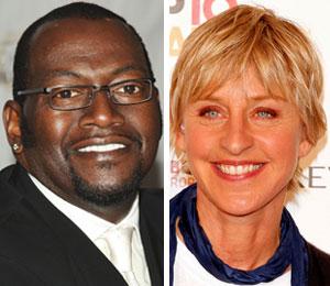 Randy Jackson is excited to have Ellen DeGeneres on American Idol