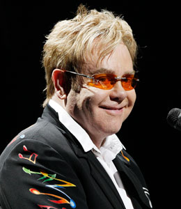 Superstar performer Elton John and partner David Furnish could be the next celebs to adopt.