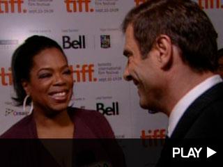 Oprah Winfrey at TIFF