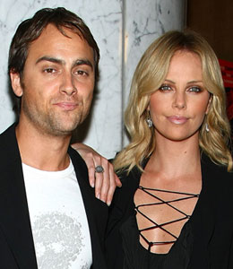 When will Charlize Theron and boyfriend Stuart Townsend walk down the aisle?