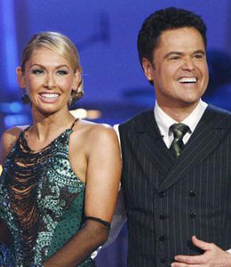 Testosterone was in the air for the premiere of 'Dancing with the Stars' season 9!